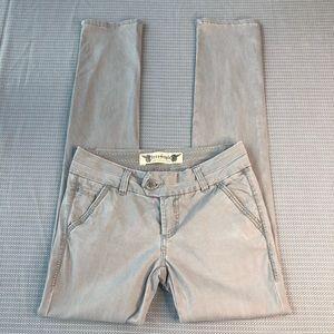 Freestyle Revolution Gray Straight Leg Pants